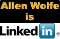 Allen B Wolfe is LinkedIn.